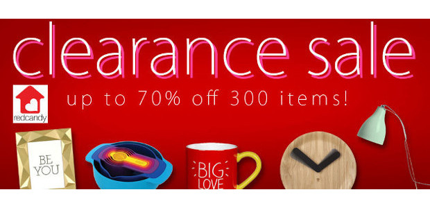 UP TO 70% OFF SELECTED ITEMS >>>>>> www.redcandy.co.uk FACEBOOK | […]