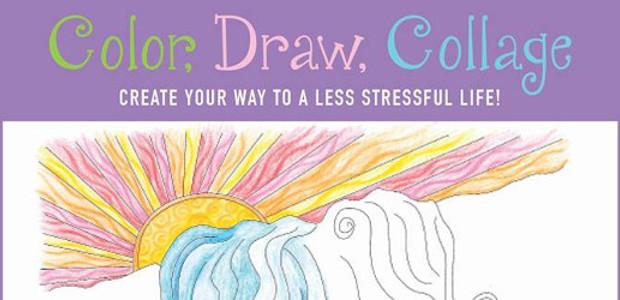 Color, Draw, Collage by Jill Howell >>www.artgirljill.comAn expressive art […]