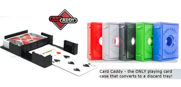 The Card Caddy – great gift for moms AND dads […]