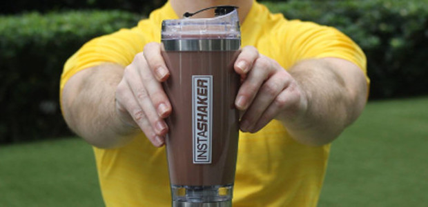 InstaShaker is a rechargeable, electric self-stirring bottle that offers an […]