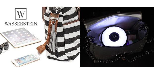 Essential Disaster Averting items 1) Wasserstein Handbag Light (which also […]