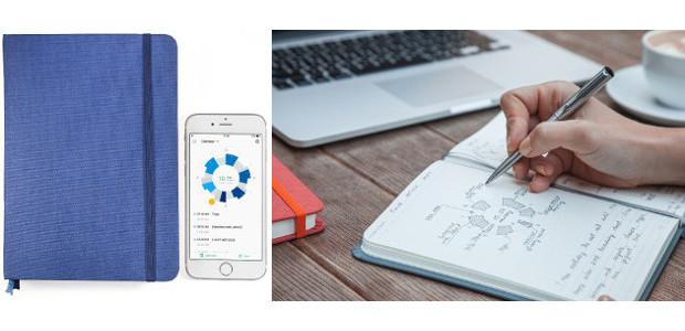 New daily planner connected to digital calendarswww.evopaper.comIt's made for men […]
