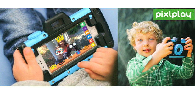 Pixlplay™: Turn your smartphone into a fun camera! Inspired by […]