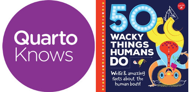 BOOK! NEW RELEASE! 50 Wacky Things Humans Do by Walter […]