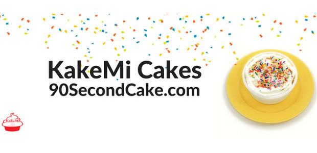 KakeMi 90 Second Cake all inclusive dessert kit allows […]