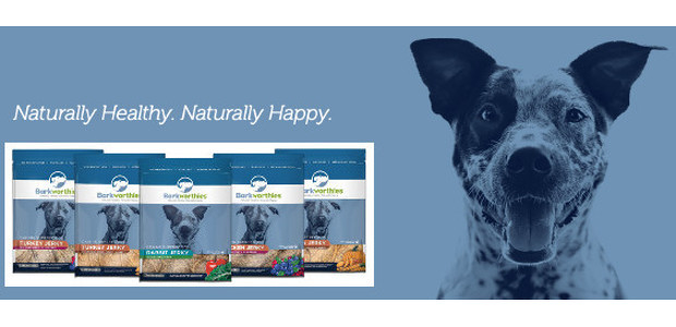 Barkworthies. Naturally Healthy. Naturally Happy. No preservatives, chemicals, additives or […]