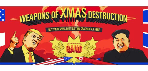 CRACKERS OF XMAS DESTRUCTION!!!!!!!!!!!!!!!!!!!!!!!!   www.last-christmas.co.uk TWITTER | INSTAGRAM […]