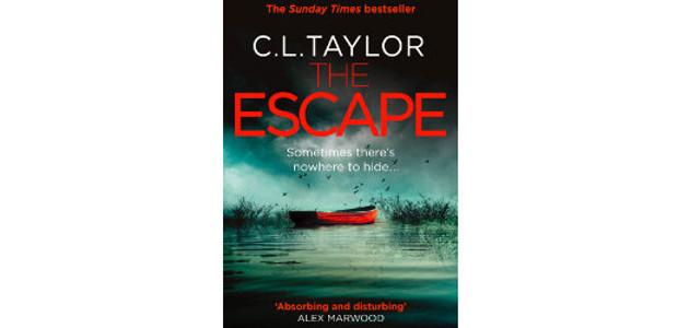 'Absorbing and disturbing.' ALEX MARWOOD THE ESCAPE C.L. TAYLOR FACEBOOK […]