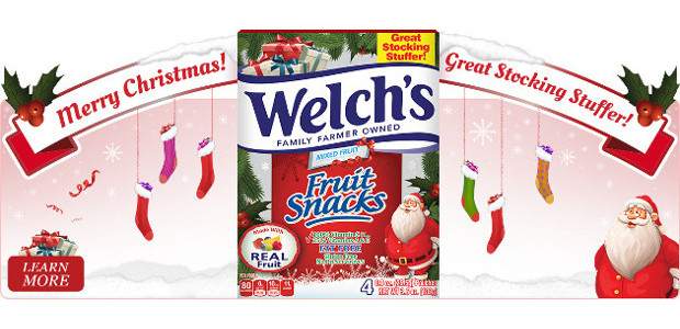 Spread Holiday Cheer with Welch's Christmas Fruit Snacks welchsfruitsnacks.com YOUTUBE | […]