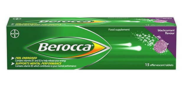 NEW BEROCCA BLACKCURRANT HELPS YOU FEEL LIKE YOU BUT ON […]