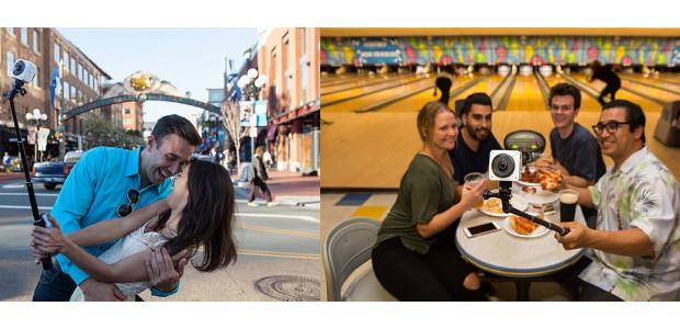 Kodak Pixpro 4KVR360 action camera – capture the fun this […]