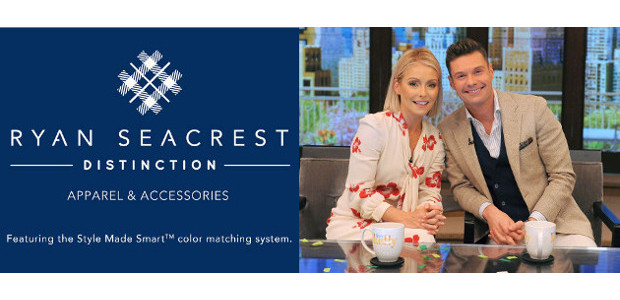 Ryan Seacrest Distinction available exclusively at Macy's and Macys.com offers […]