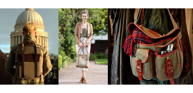 www.chapmanbags.com. Canvas and Leather Bags made in England by John […]