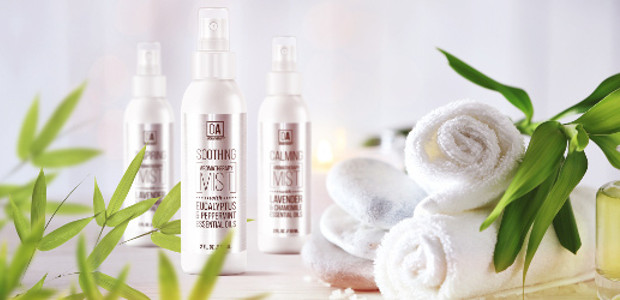 Being clean and cleansed with Soothing Aromatherapy Mist, Energising Mist, […]