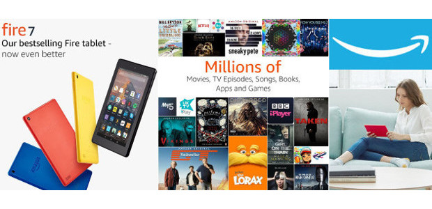 Amazons Best Ever Selling Tablet Fire7 with Alexa, 7″ Display, […]