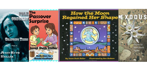 Two Children's books and two accessible poetry books for adults […]