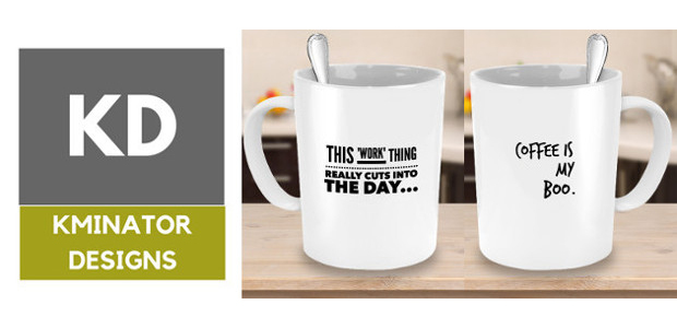 Kminator Designs offers a collection of fashion-forward mugs with unique, […]