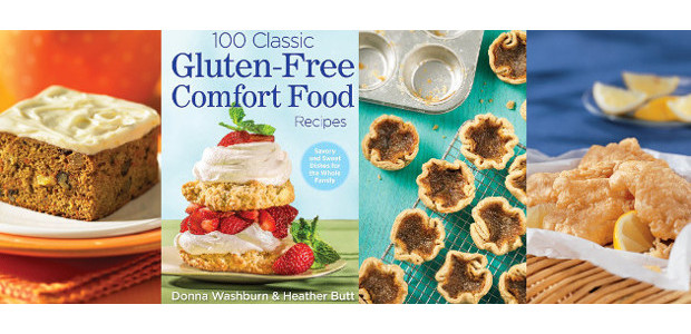 100 CLASSIC GLUTEN-FREE COMFORT FOOD RECIPES An all-new collection of […]