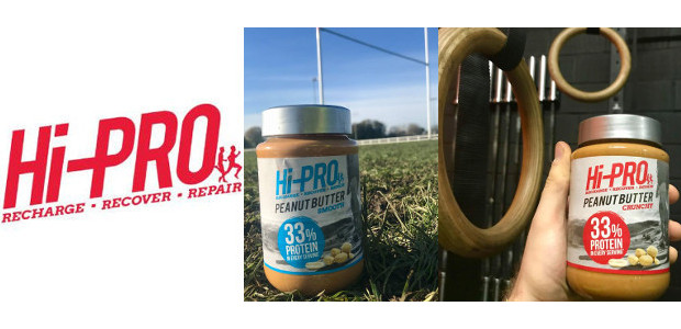 HI-PRO PEANUT BUTTER PACKS 33% PROTEIN IN EVERY SERVING All-natural, […]
