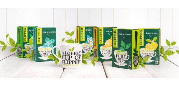 Clipper introduces colourful and delicious Organic and Fairtrade Green Tea […]