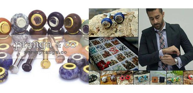 Pranga & Co. NEW! Cufflinks with customization! Interchange the […]