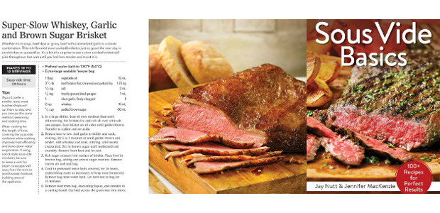 SOUS VIDE BASICS: 100+ RECIPES FOR PERFECT RESULTS www.robertrose.ca FACEBOOK […]