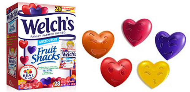Welch's Valentine's Day Fruit Snacks To Spread The Love This […]