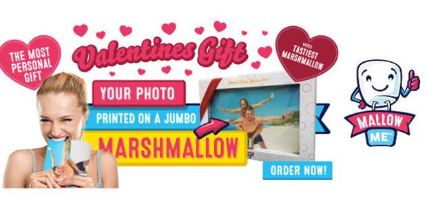MallowMe.com Jumbo Sized Marshmallow FACEBOOK | TWITTER | INSTAGRAM  […]