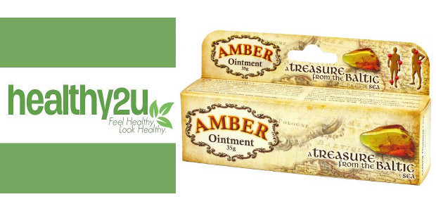 NEW Amber Ointment a treasure from the Baltic Sea… www.healthy2u.co.uk […]