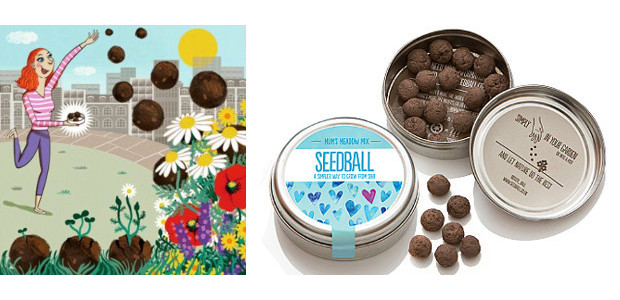 MUM'S MEADOW MIX MAKES MOTHER'S DAY BLOOMING LOVELY! www.seedball.co.uk TWITTER […]