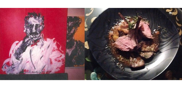 Food Art by Peter Katelanos / Seared Herb -Crusted Lamb […]