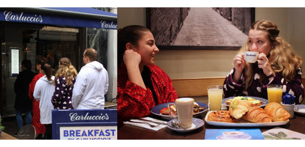 Carluccio's Great Breakfast Give-Away According to many, there's no such […]