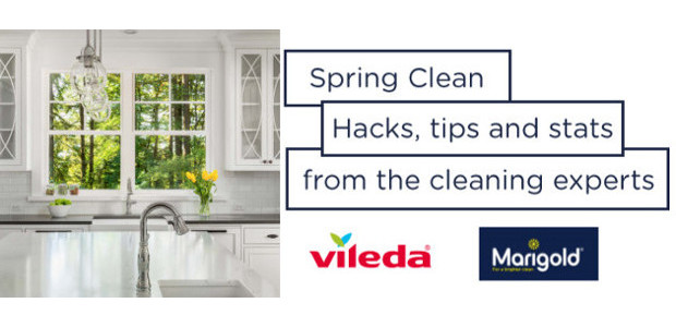 Spring Clean Hacks, tips and stats from the cleaning experts […]
