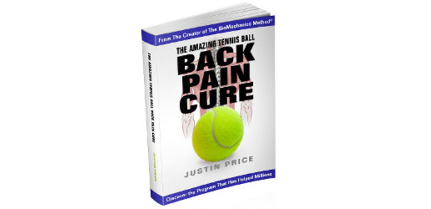 BOOK! The Amazing Tennis Ball BACK PAIN CURE by Justin […]