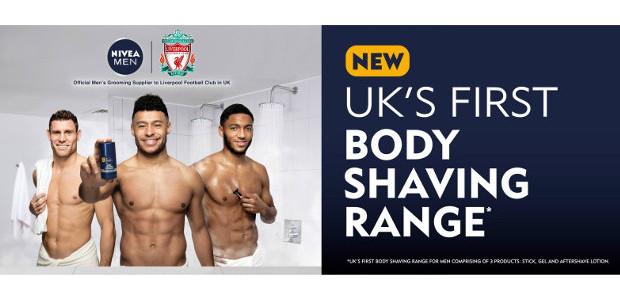 THE NIVEA MEN BODY SHAVE RANGE LINE-UP www.niveamen.co.uk  FACEBOOK […]