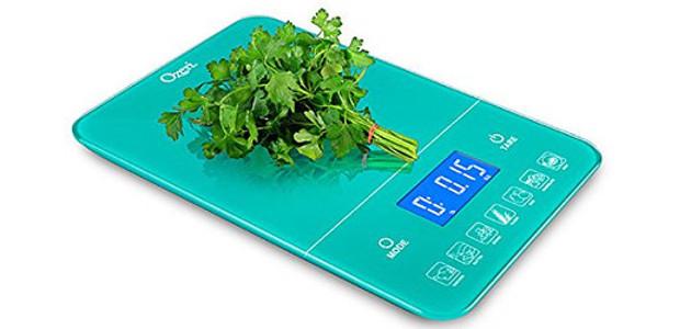 Ozeri Touch III 22 lb (10 kg) Digital Kitchen Scale […]