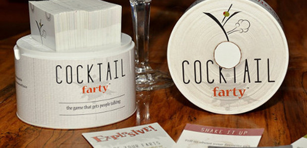 """For Father's Day! Cocktail Farty Card Game! Nothing says """"love"""" […]"""