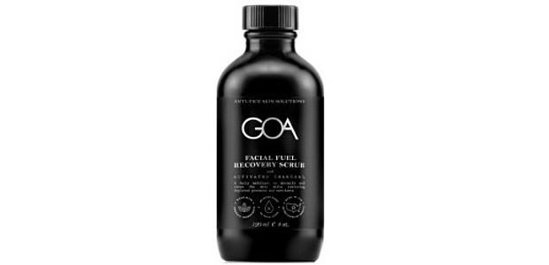 GOA . Facial Fuel Recovery Scrub www.goaskincare.com FACEBOOK An exfoliant […]