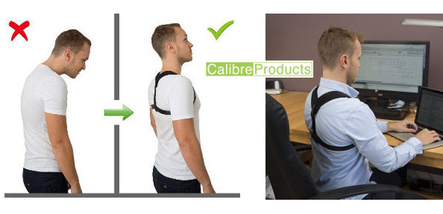 Review! THE CALIBRE, Posture Corrector for men and women….. Improving […]