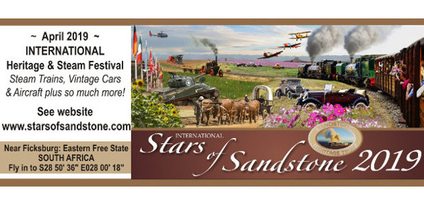 Iconic Blue Train joins Stars of Sandstone 2019 Two world-class […]