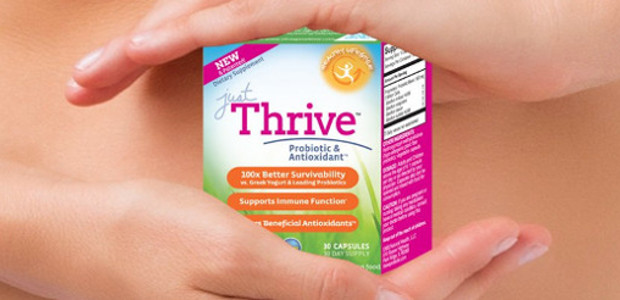 Just Thrive is the first and only probiotic plus antioxidant […]