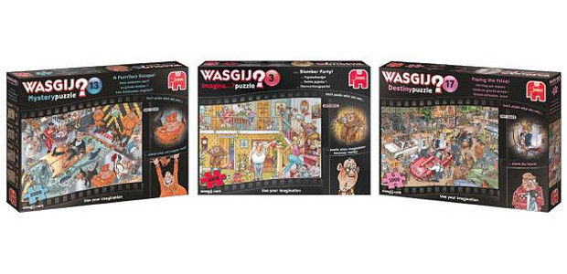 FATHER'S DAY IDEAS, THE PERFECT PUZZLES TO KEEP HIM ENTERTAINED […]