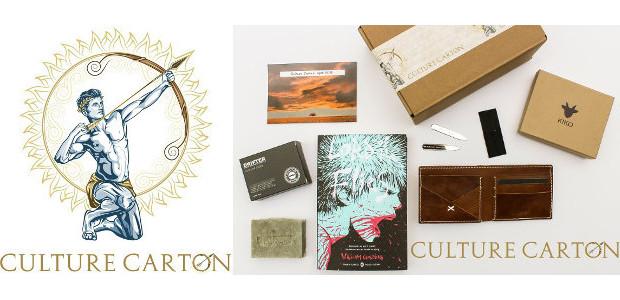 "Culture Carton ""SPRING REFRESH BOX"" > www.culturecarton.com Use code RUGBY […]"
