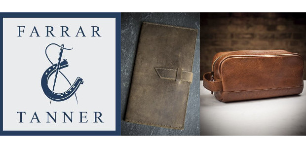 Farrar & Tanner… A bespoke range of Luggage & Travel […]
