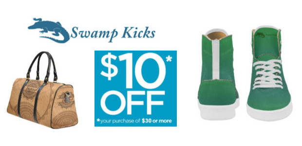 Swamp Kicks were made for the outdoors www.swampkicks.com Looking for […]