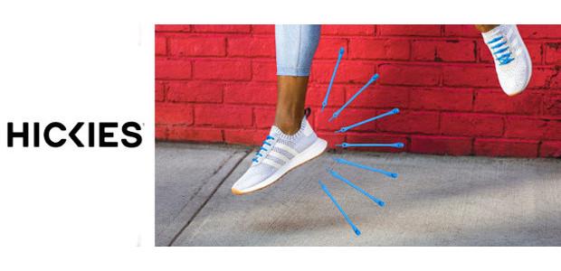 HICKIES! www.hickies.com. Never tie laces! TWITTER | FACEBOOK | INSTAGRAM […]