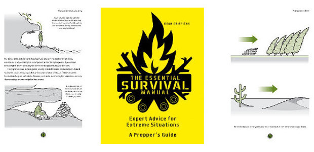 THE ESSENTIAL SURVIVAL MANUAL Author Kenneth Griffiths. Dealing with life […]