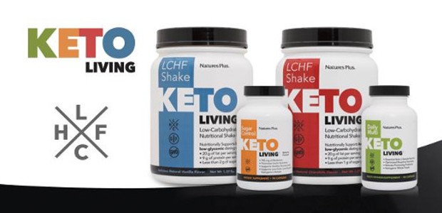 Natures Plus, have released a KetoLiving range. KetoLiving is a […]