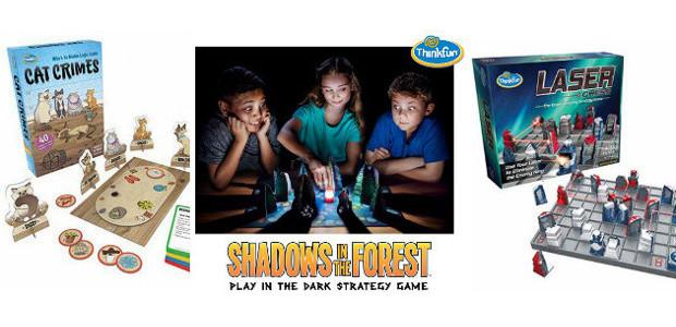 ThinkFun, the world's leader in addictively fun games! www.thinkfun.com Helping […]