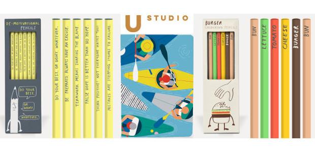 Back To School Essentials from U Studio Design. Notebooks & […]